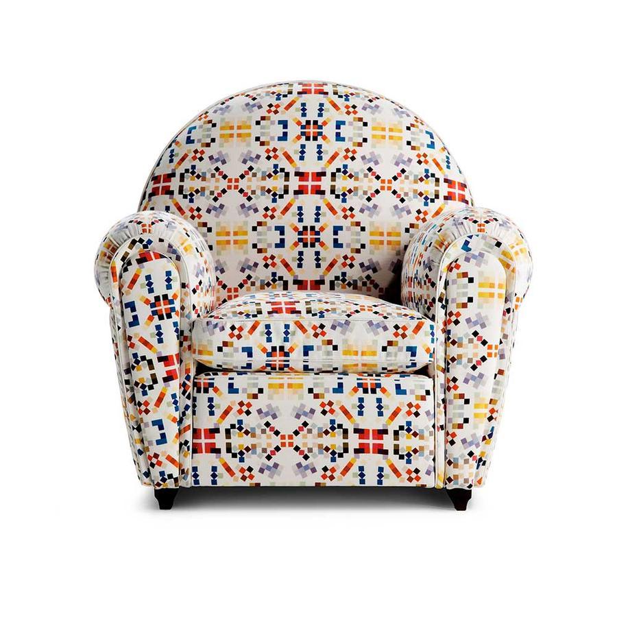 sessel vanity fair von poltrona frau auf. Black Bedroom Furniture Sets. Home Design Ideas
