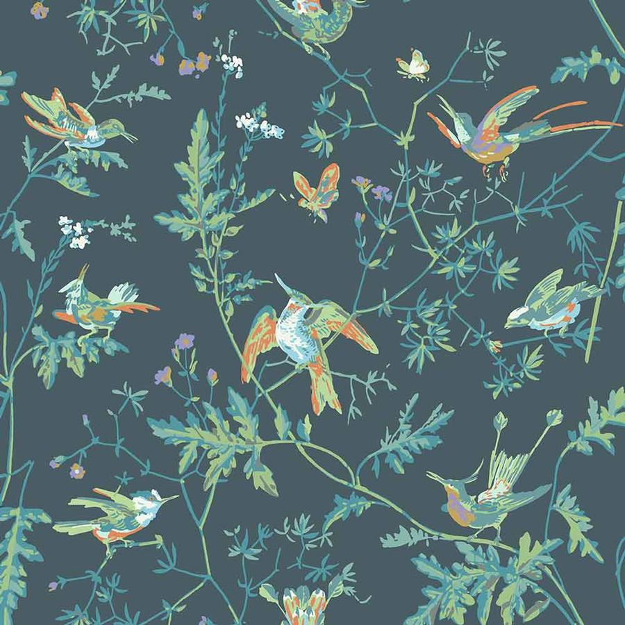 Bild: Tapete HUMMINGBIRDS von Cole & Son