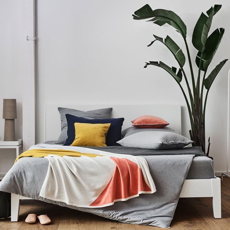 Schlafzimmer Textilien | Schlafzimmertextilien Von Urbanara Auf Deco De