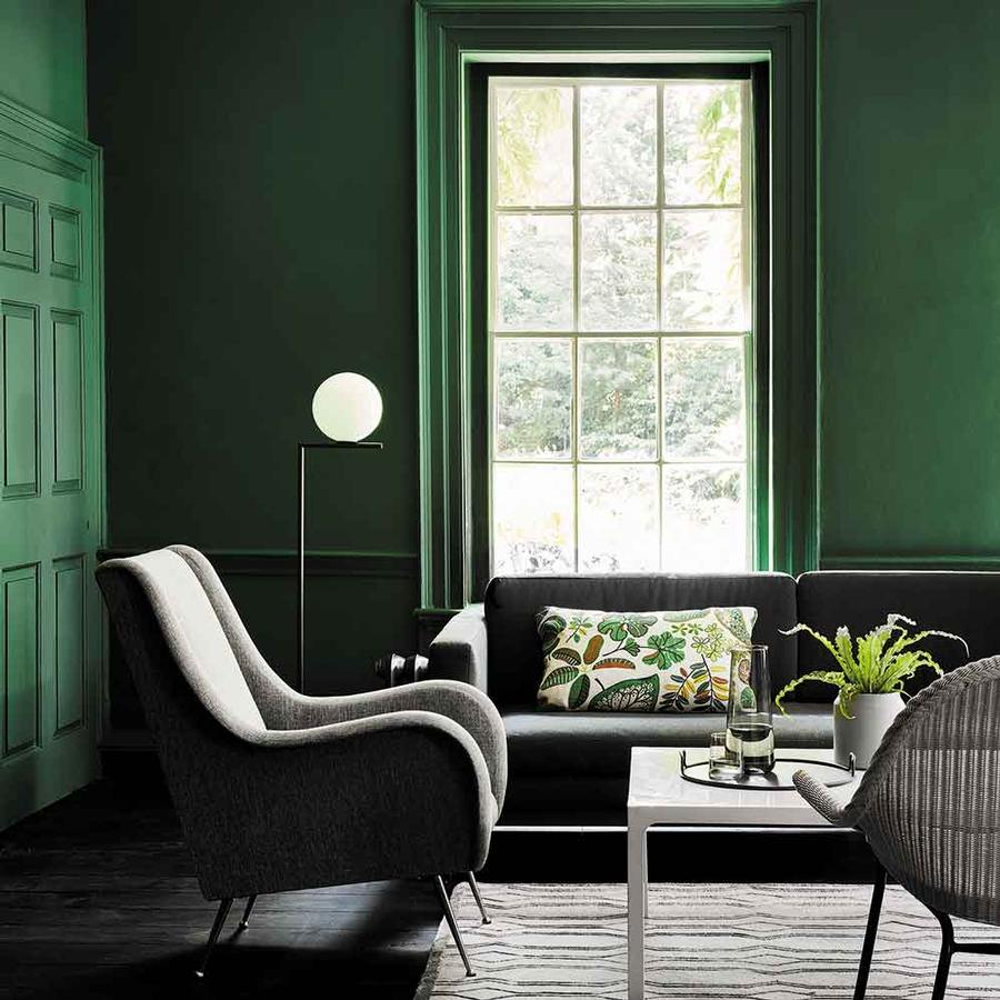 Bild: Farbkollektion GREEN von Little Greene