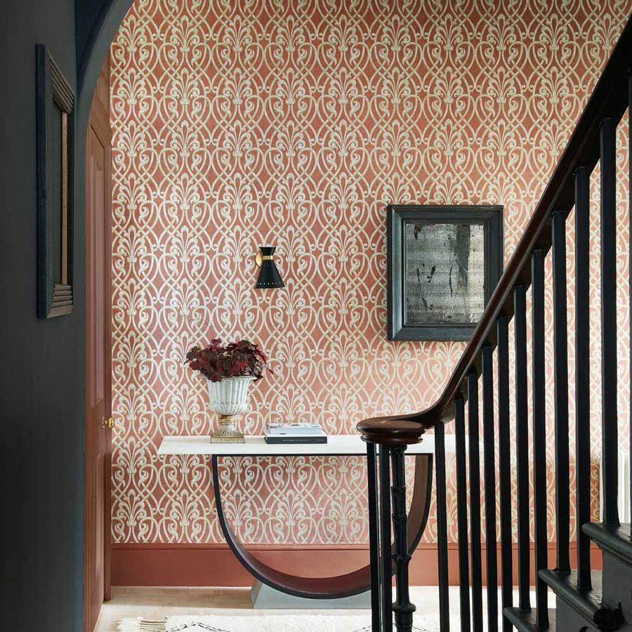 Bild: Tapete BROOK STREET von Little Greene